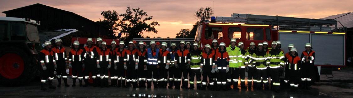 Feuerwehrgesamtübung Hausen @ Treffpunkt Feuerwehrgerätehaus