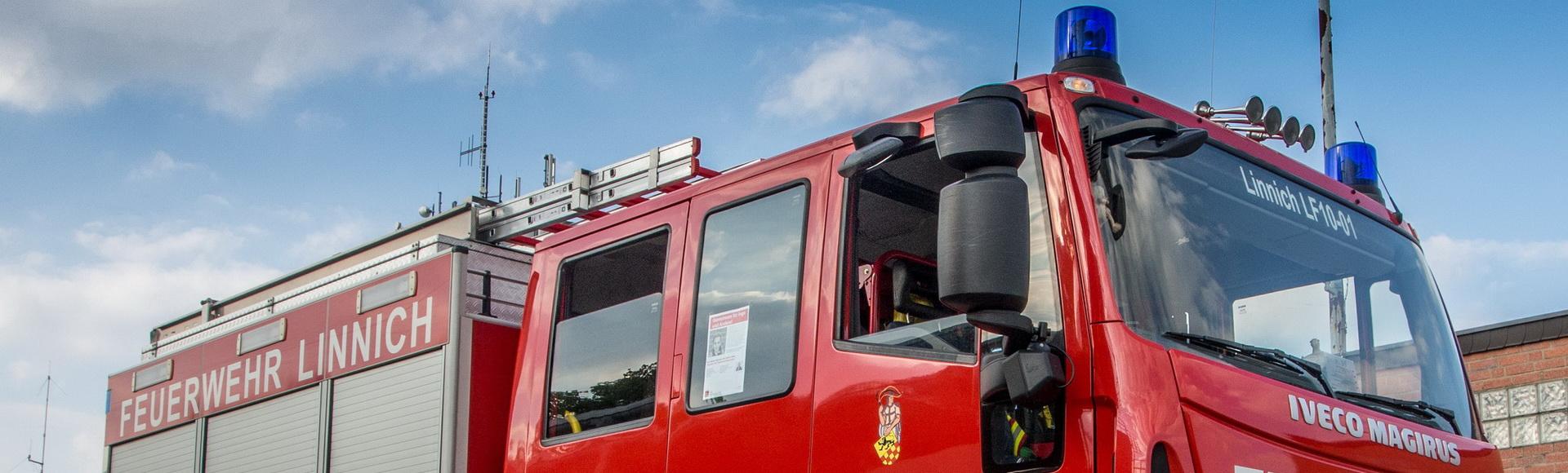 Infos zur Feuerwehr Linnich