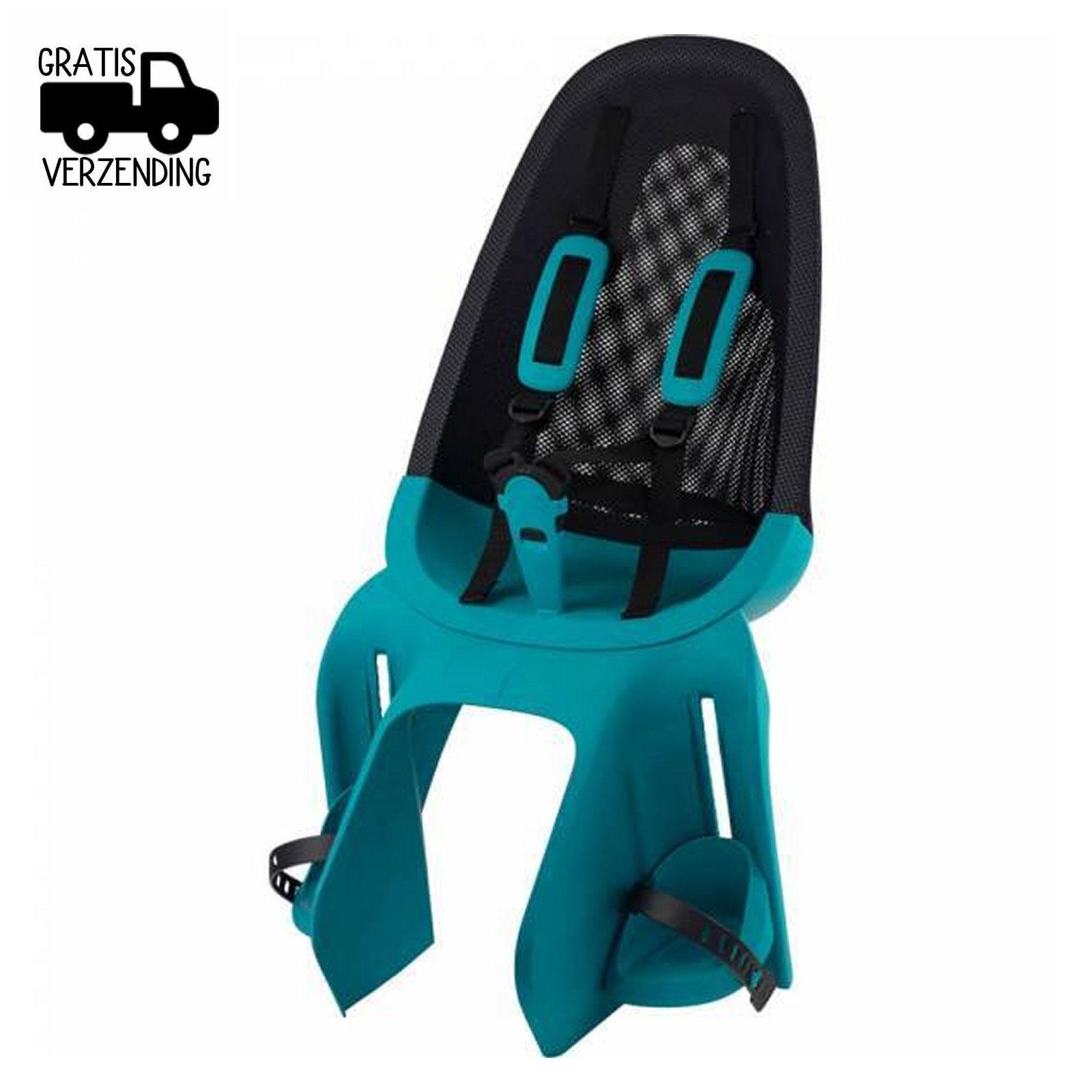 Air achterstoeltje drager bevestiging turquoise