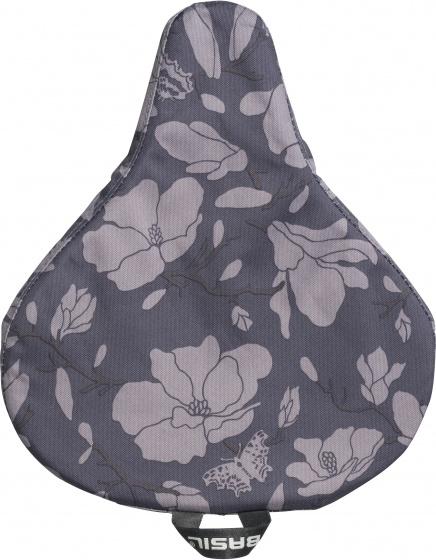 Basil zadeldek Magnolia waterafstotend blackberry 28 x 24 cm