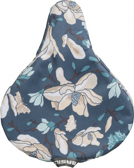 Basil zadeldek Magnolia waterafstotend flowers blauw