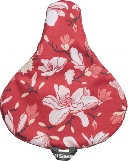 Basil zadeldek Magnolia waterafstotend flowers rood