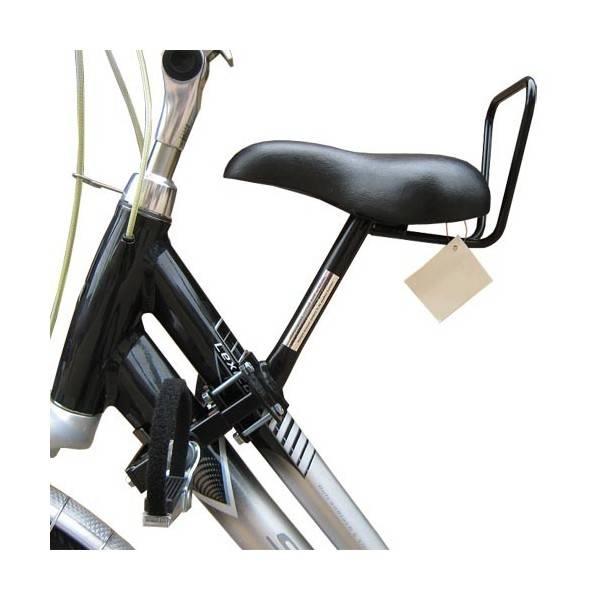 Buiszadel voor een Damesfiets met aluminium dubbel frame (Buiszadel)