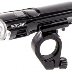 Ikzi Light voorlicht Mr. Brightside Hi Tech LED zwart 10 x 3 cm