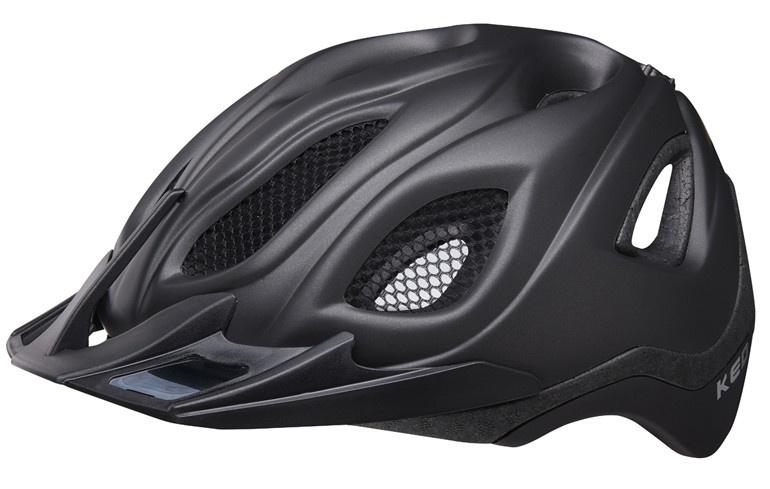 KED fietshelm Certus Pro unisex zwart maat 55 63 cm