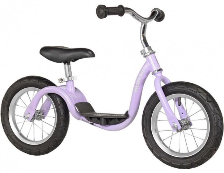 Kazam loopfiets 12 Inch Junior Paars