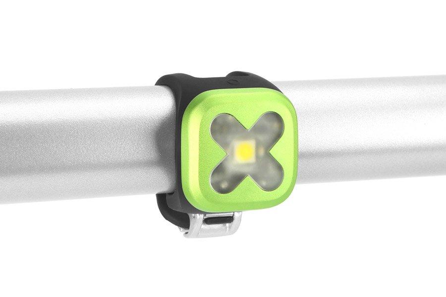 Knog Blinder 1 Cross - Groen