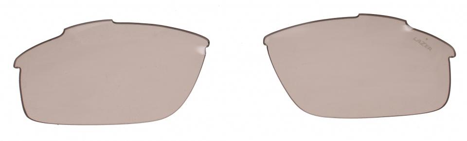 Lazer lenzen fietsbril Argon AR2 fotochromisch transparant