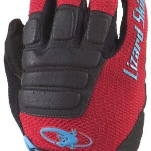 Lizard Skins fietshandschoenen Monitor HD rood/zwart mt 11