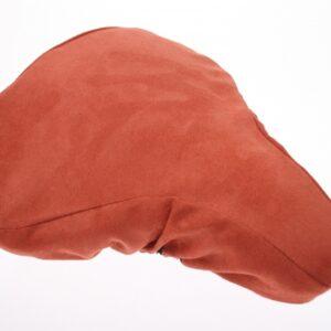 M Wave Zadeldek Primus Microvezel 260 X 230mm Terracotta