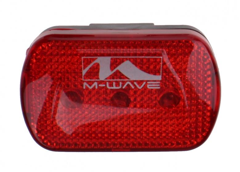 M Wave achterlicht Atlas led rood