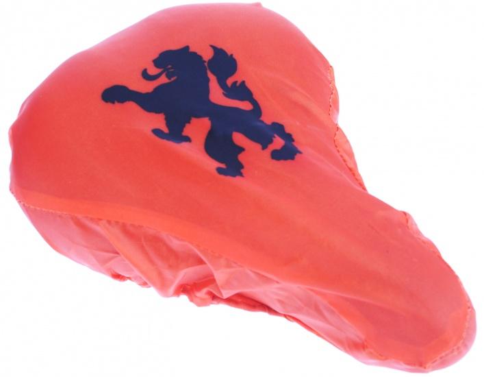 Nederlands Universele zadelhoes 26 x 10 cm oranje