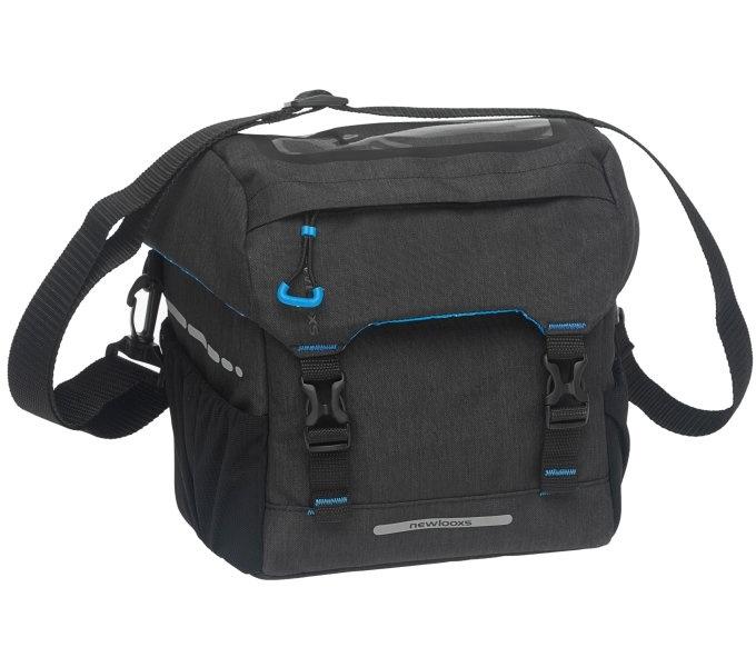 New Looxs Stuurtas New Looxs Sports Handlebar Bag - zwart