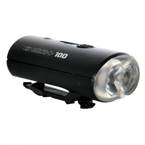 OXC koplamp Mini led oplaadbaar zwart