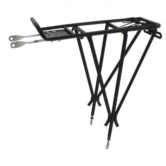 Ostand - Bagagedrager Adjust Iii Aluminium Zwart