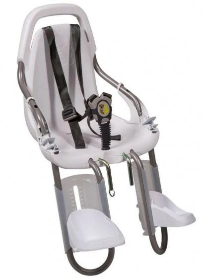 Qibbel fietszitje voor basiselement Q150 wit