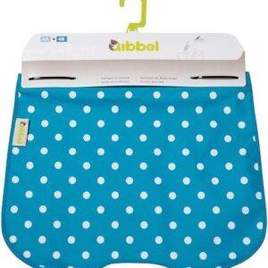 Qibbel stylingset voor Qibbel windscherm Polka Dot blauw Q738