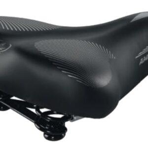Selle Monte Grappa zadel America unisex 265 x 215 mm zwart