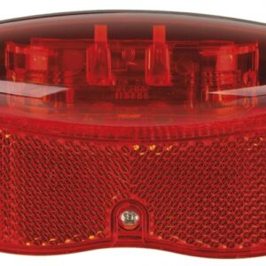 Smart - Achterlicht Dynamo 2-led Rood