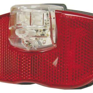 Smart - Achterlicht Led Voor Dynamo Rood Wit