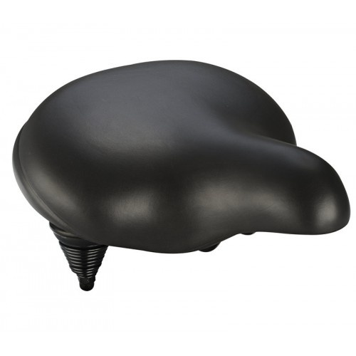 TOM zadel Drifter unisex 250 x 210 mm zwart