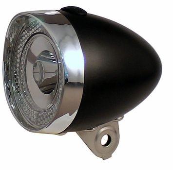 Union - Koplamp Mini Led Zwart