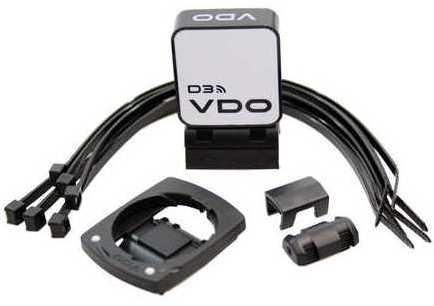 VDO Montage Kit M5 + M6 Draadloos Voor Tweede Fiets