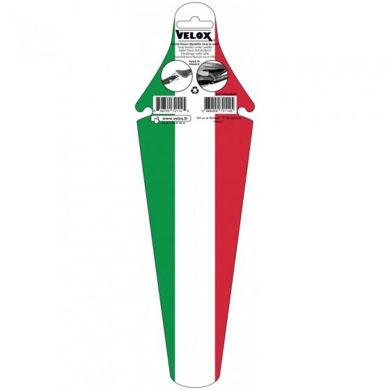 Velox - Ass-saver Spatbord Achter Italië Groen/wit/rood