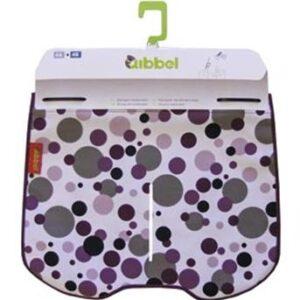 Qibbel Stylingset Voor Windscherm Dots Purple
