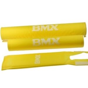 TOM BMX Pads Set Geel