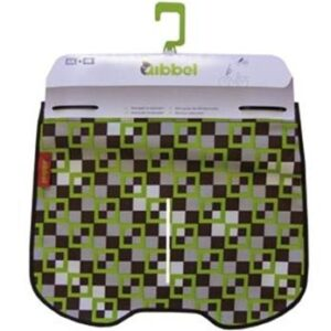 Qibbel Stylingset Voor Windscherm Checked Green