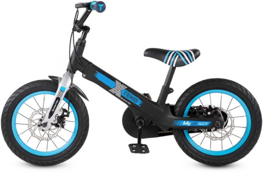 Smartrike - Xtend Mg+ Junior Schijfrem Zwart/blauw