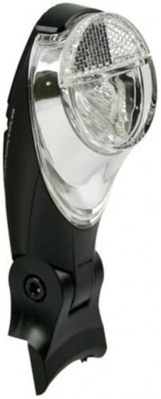 Batavus koplamp Swan Trelock Accu led zwart
