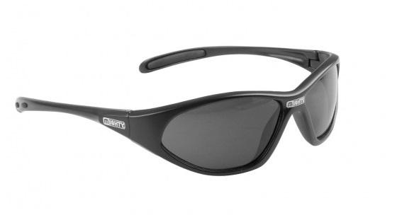 Mighty kinderfietsbril junior zwart
