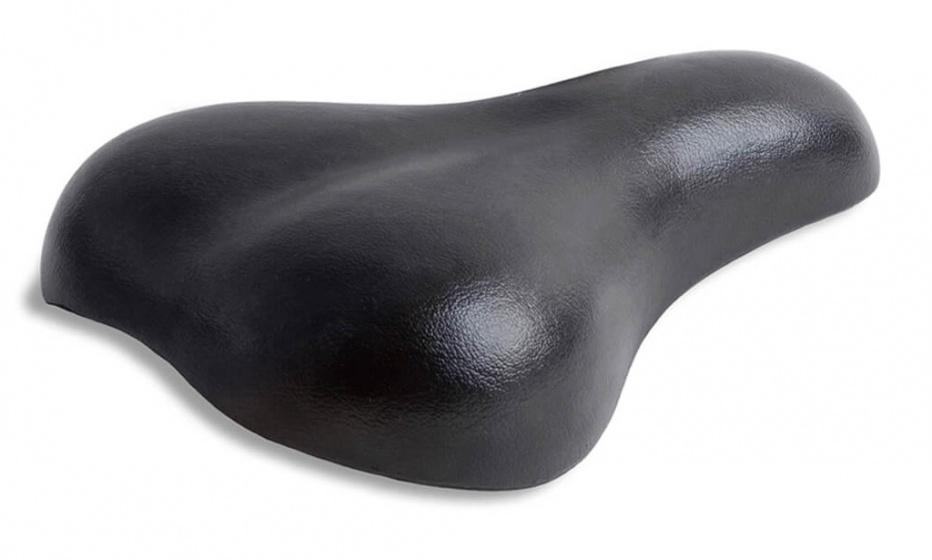 ABI Zadel kinderfiets 20 inch zwart
