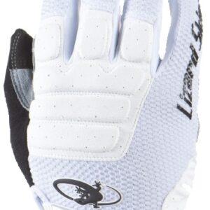 Lizard Skins fietshandschoenen Monitor HD wit/grijs mt 7