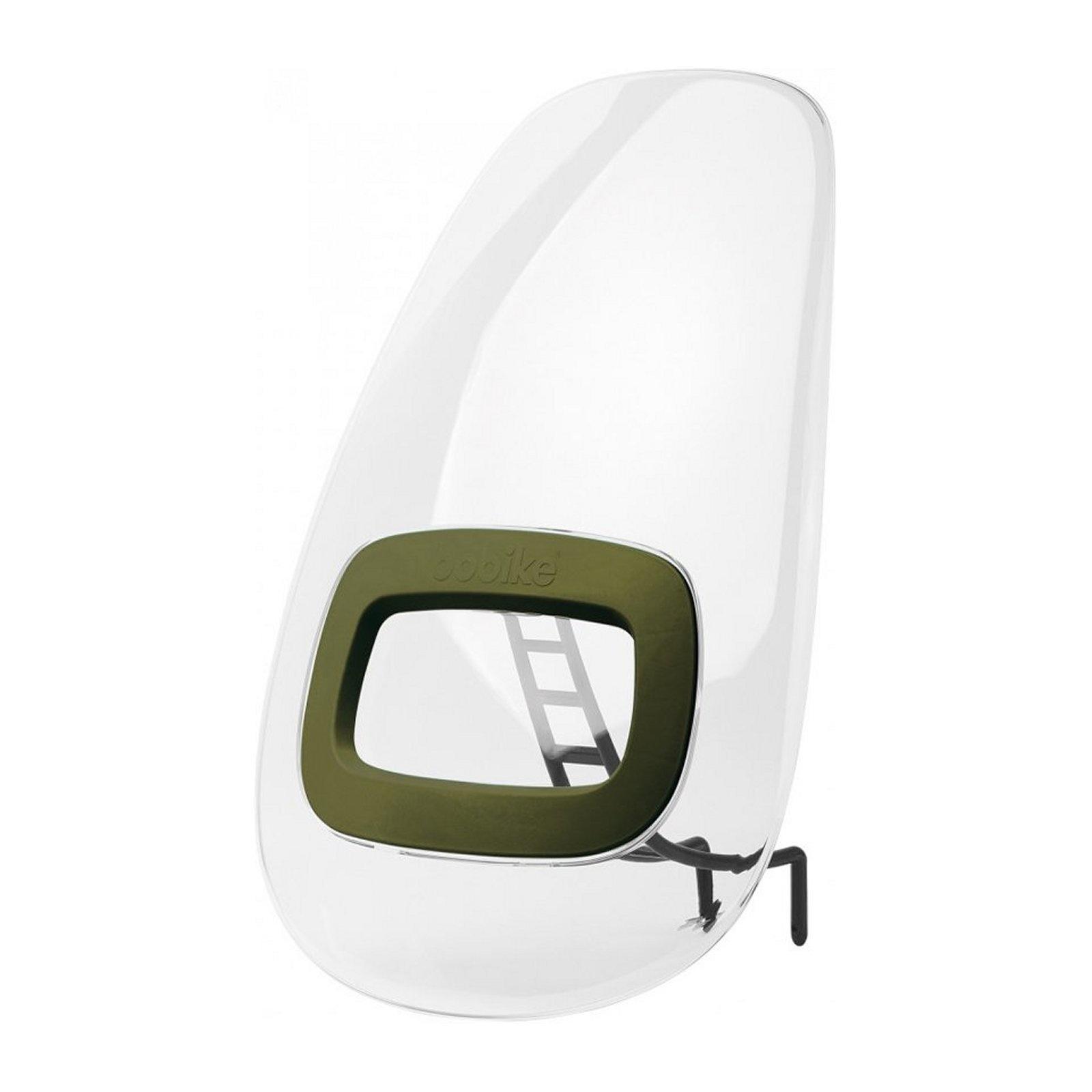 Mini One Plus Olive Green Windscherm