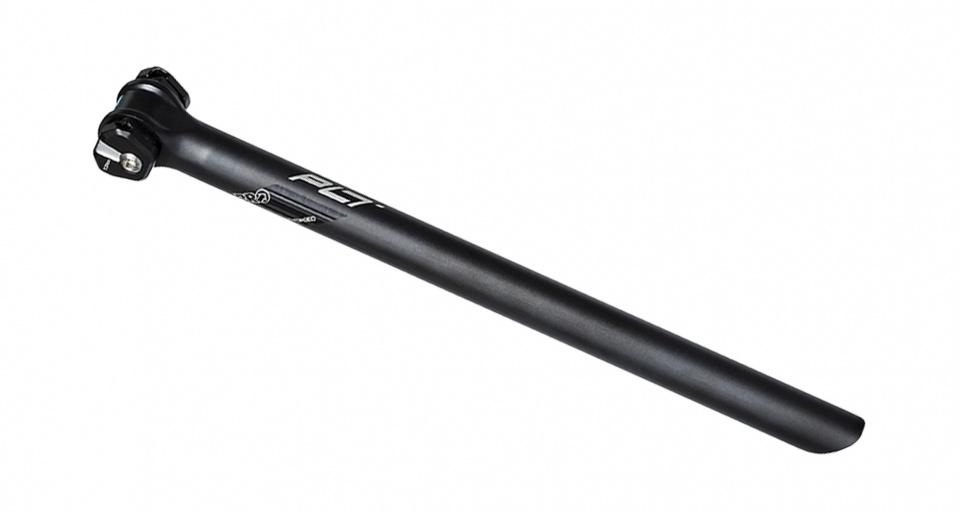 Pro zadelpen PLT 400 x 31,6 mm 20 mm offset zwart