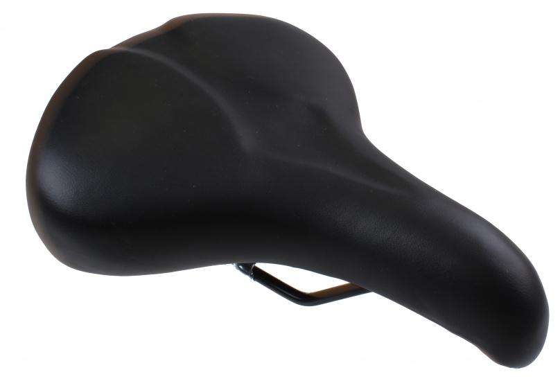 Monte Grappa zadel Ventura 255 x 220 mm unisex zwart