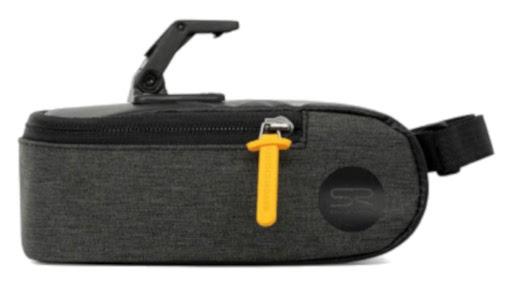 Selle Royal zadeltas met clip Small polyester 0,6 liter zwart