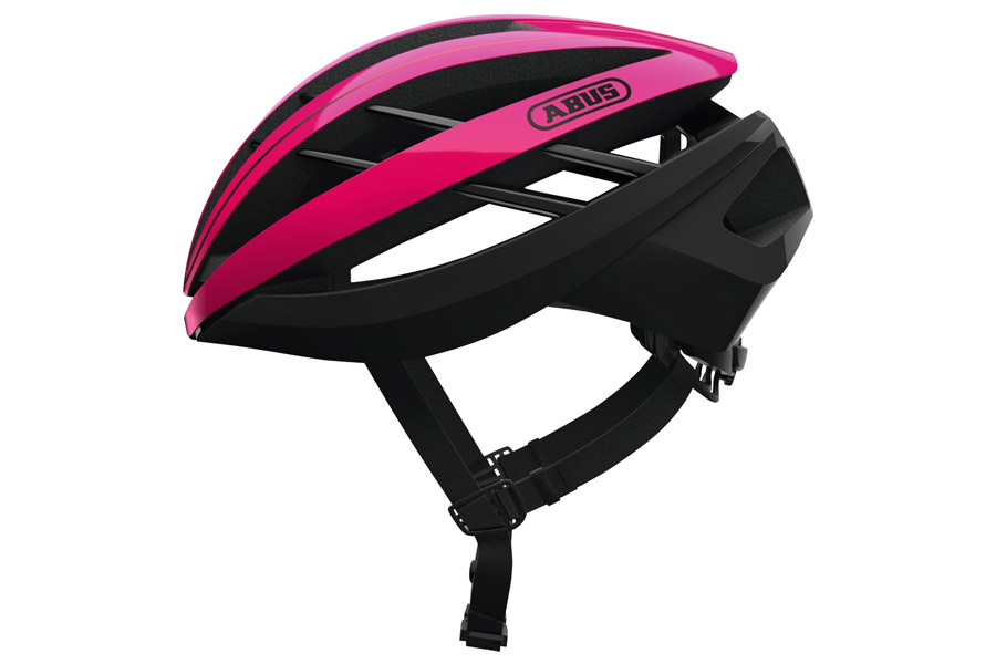 Abus Aventor Helm Fuchsia Pink