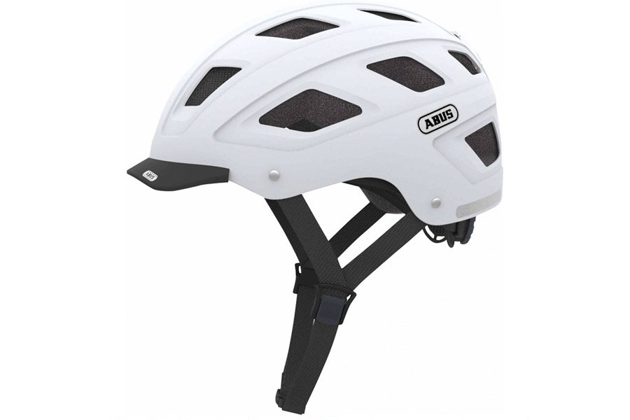 Abus Hyban 2.0 Helm Polar White