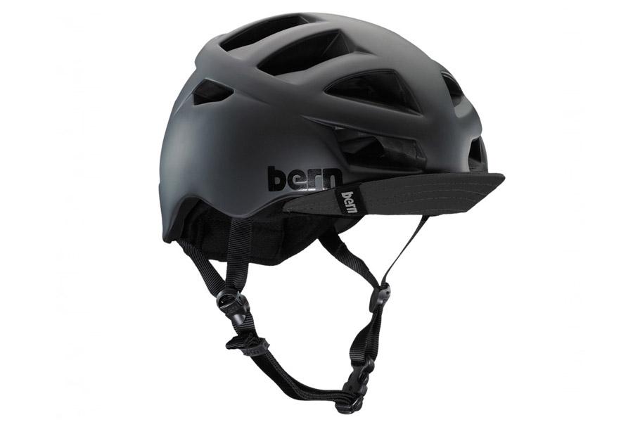 Bern Allston Helm - Mat zwart