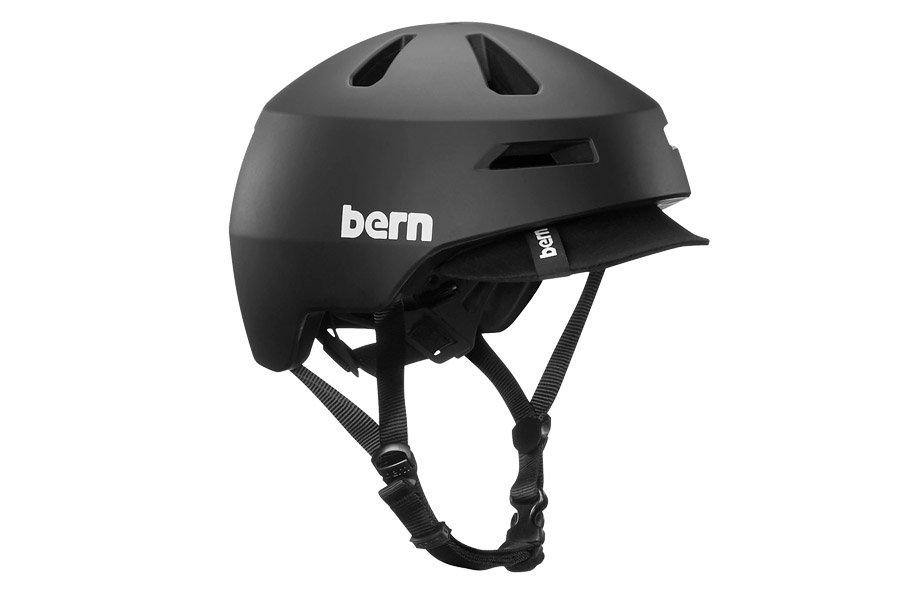 Bern Brentwood 2.0 Helm - Mat Zwart