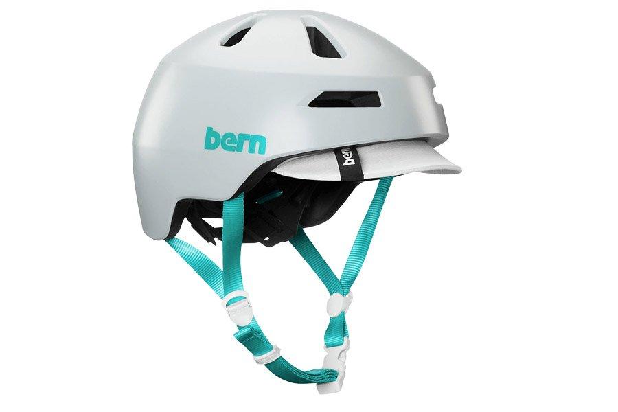 Bern Brentwood 2.0 Helm - Satin Cool Grey