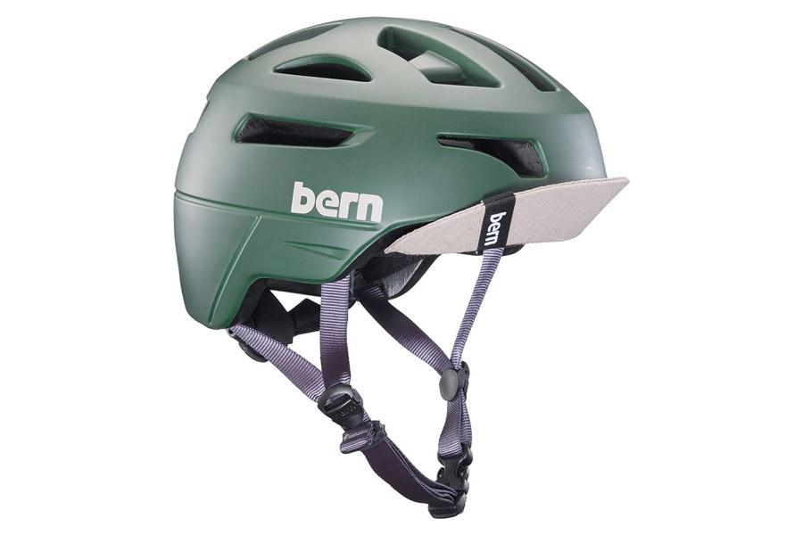 Bern Union Helm - Mat Groen