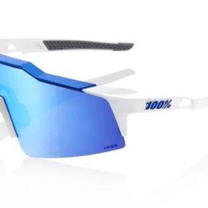 Bril 100% Speedcraft SL - Transparant/Blauw
