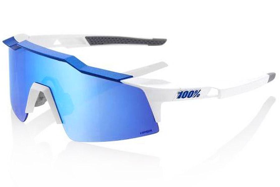 Bril 100% Speedcraft SL - Wit/Blauw