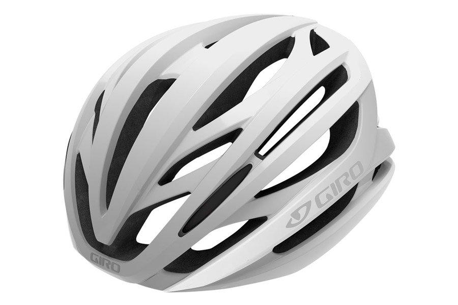 Giro Syntax Helm - Wit/Zilver