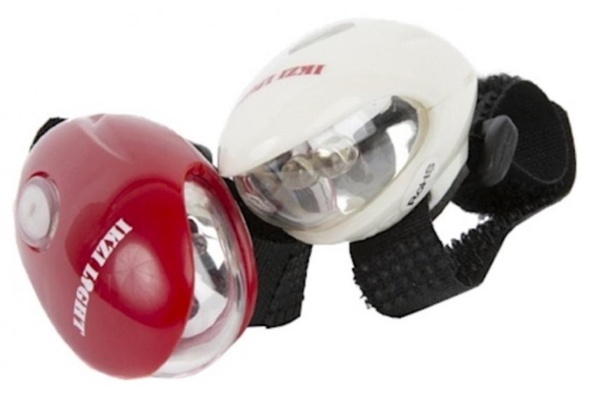 Ikzi Light verlichtingsset Sharks Vision 2/3 leds batterij 2 delig